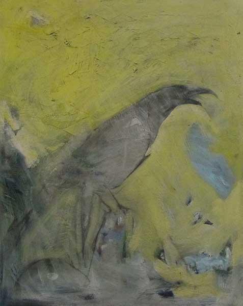 Grey-Crow