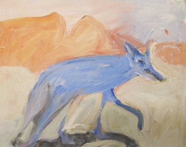 Blue-Coyote